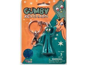 Gumby Bendable Keychain