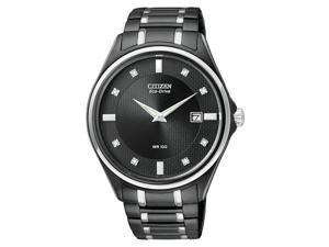 Citizen Eco Drive Diamond Mens Watch AU1054-54G