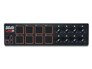 Akai LPD8 Laptop Pad Controller USB & Midi Pad Controller