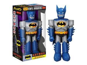 Batman Robot Vinyl Invader 11-Inch Vinyl Action Figure