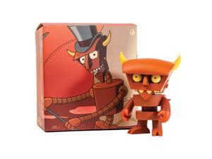 Futurama Robot Devil 6-Inch Vinyl Figure