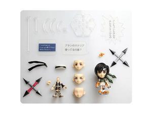 """Final Fantasy VII 3"""" Trading Arts Kai Mini Action Figure: Yuffie"""