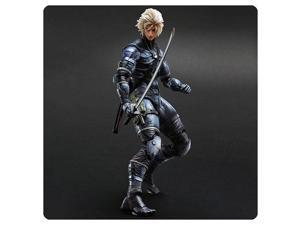 Metal Gear Solid 2 Raiden Play Arts Kai Action Figure