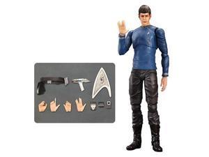 Star Trek Movies Mr. Spock Play Arts Kai Action Figure