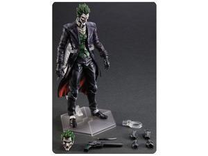 Batman Arkham Origins Joker Play Arts Kai Action Figure