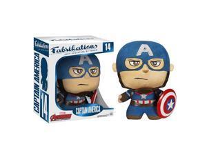 Funko Fabrikations Avengers Age of Ultron Captain America Soft Sculpture Plush