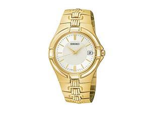 Seiko Men's Gold-tone watch #SGEC70