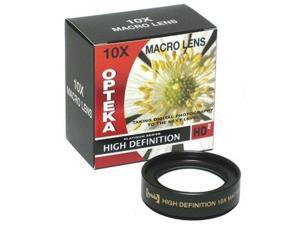 Macro 52mm Lens for Pentax K-5 IIs 10x High Definition 2 Element Close-Up