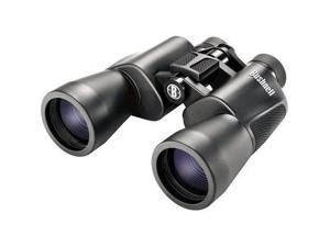 Bushnell PowerView WA 10x50 Porro Prism BK7 Binocular - Black, Clam Pack 131056