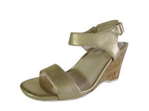 Kenneth Cole 'Izzy' Open Toe Wedge Sandal Shoe