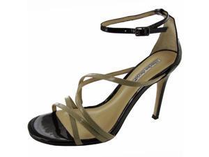 Charles David Morgan Womens Size 10 Black Dress Sandals Shoes New/Display