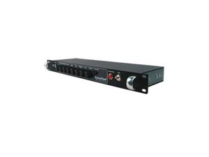 TECH 21 SansAmp RBI 1 Space Rack mount Bass Driver Amp Emulator NEW
