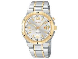 Seiko Men's Perpetual Calendar Men's Watch - SNQ076