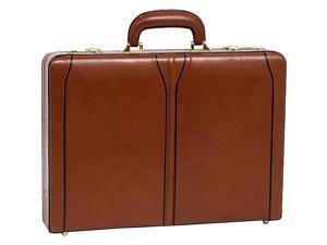 McKlein USA Lawson Leather Attache Case