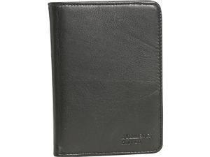 Mobile Edge I.D. Sentry Leather Black Passport Wallet Leather Black