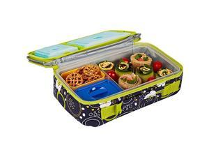 MedPort Bento Lunch Kit with Insulated Carrier