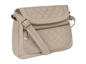 Travelon Anti Theft Quilted Convertible Handbag