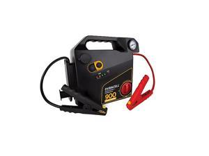 Duracell Drjs30c Jump Starter With Air Compressor (900 Peak Amps; 8 Cylinders)  14.75in. x 11.20in. x 6.50in.