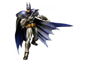 Batman Arkham City Batman Play Arts Kai Action Figure
