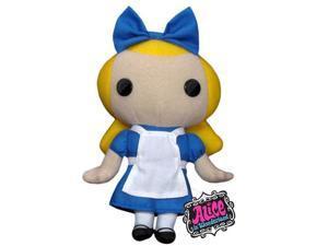"""Alice in Wonderland: Alice 7"""" Plush"""