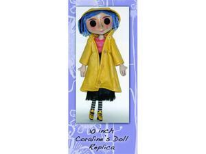"""Coraline 10"""" Coraline's Doll Replica"""