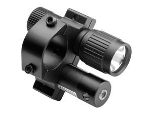 Barska AU11005 Tactical Red Laser Sight System with Flashlight and Mount