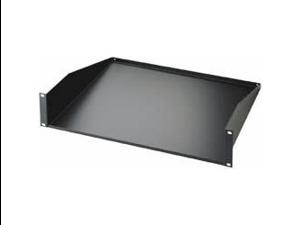 1-Space Universal Rack Shelf (non-vented)