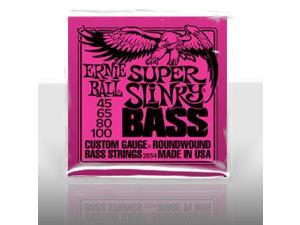 Ernie Ball 2834 Super Slinky Bass Nickel Round Wound String (45 -100)