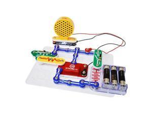 Snap Circuits Mini Kit: Strobe Light & Sound