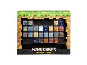 Minecraft Periodic Table of Elements Blocks