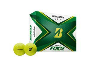 Bridgestone C0YX6D Bridgestone Tour B RXS Golf Balls-Dozen Yellow