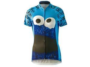 44db703ce Brainstorm Gear Women s Cookie Monster Cycling Jersey ...