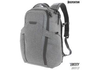 Maxpedition Entity 27 CCW-Enabled Laptop Backpack 27L Ash - NTTPK27AS