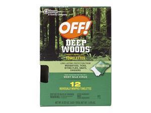 OFF 611072 Insect Repellent,25 per. DEET,PK12