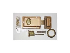 Key Blank,Brass,Type WR3,5 Pin,PK10 KABA ILCO 1054WB-WR3