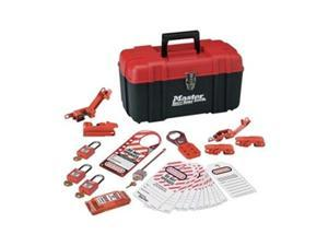 Portable Lockout Kit, Filled, Electrical, 24