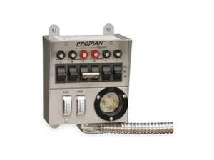 RELIANCE 30216A Manual Transfer Switch,60A,125/250V