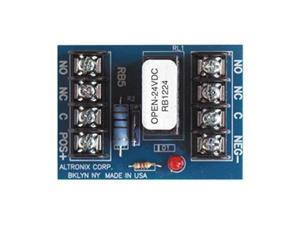 Altronix Phenolic or Fiberglass Relay Module 12/24VDC 75Ma DPDT RB1224