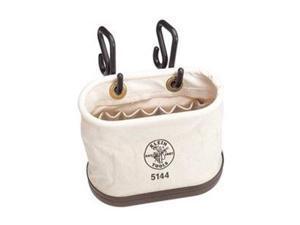 Bucket, #6 Canvas, Oval Aerial Basket