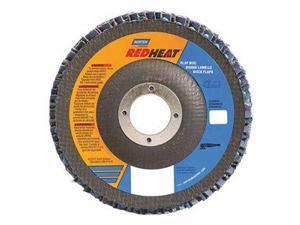 NORTON 66623399015 Flap Disc,6 In x 120 Grit,7//8
