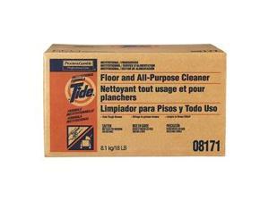 TIDE PGC 02363 Floor Cleaner,18 lb,White,Bland
