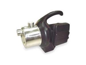 1//2 HP 115V Dayton Portable Utility Pump 5PXY0