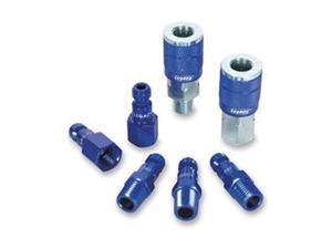 LEGACY A72457C Coupler/Plug Kit,1/4,Steel/Aluminum