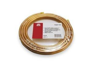 """MUELLER INDUSTRIES MH04002 5//8/"""" OD x 2 ft Straight Copper Tubing Type M"""