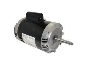 CENTURY B625 Pool Motor,3/4 HP,3450 RPM,230/115VAC