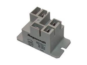Schneider Electric 725Bxxbc3ml-12D Enclosed Power Relay,6 Pin,12Vdc,Dpst-No