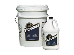 TITEBOND 15026 Glue, 128 oz, Jug, Begins to Harden in 5 min 24 hr Full Cure