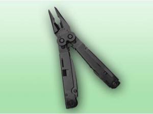 SOG PowerAssist - Black Oxide Multi-Tool with Nylon Sheath