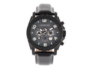 Brown Watch Band Felix Blackdark Elevon Leather Ybyf67vIgm