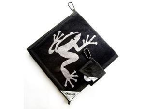 Frogger Golf Amphibian Towel Golf Towel